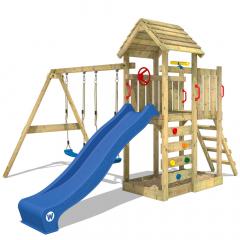Speeltoestel Wickey MultiFlyer met houten dak