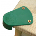 4-delige Zandbak hoekbeschermer set