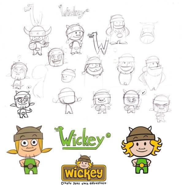 Wickey geboorte